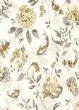 Kyoto Koi Neutral Beige Wallpaper 98683 By Holden